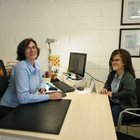 Equipo IC Serveis: Departamento de Administración