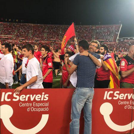 IC Serveis amb el RCD Mallorca