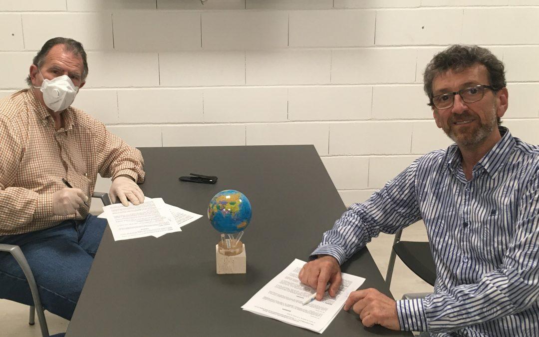 Convenio de Colaboracion IC SERVEIS y Soluciones Ambientales Don Ozono