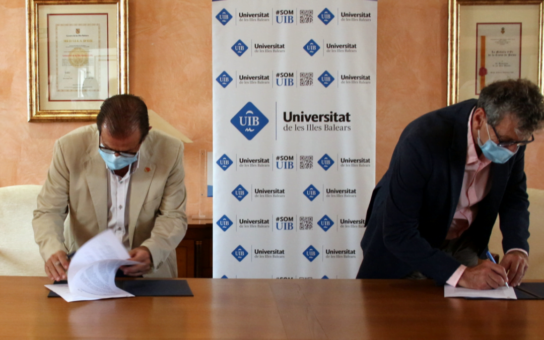 Convenio de Colaboración con la UIB