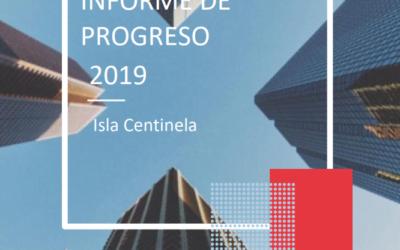 Informe de Progreso Anual 2019